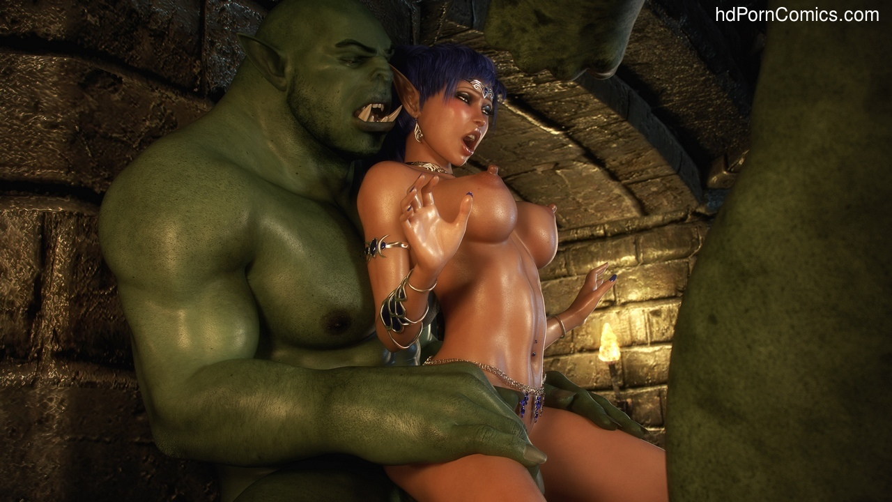 Dungeon 3 - Syndori's Experience 112 free sex comic