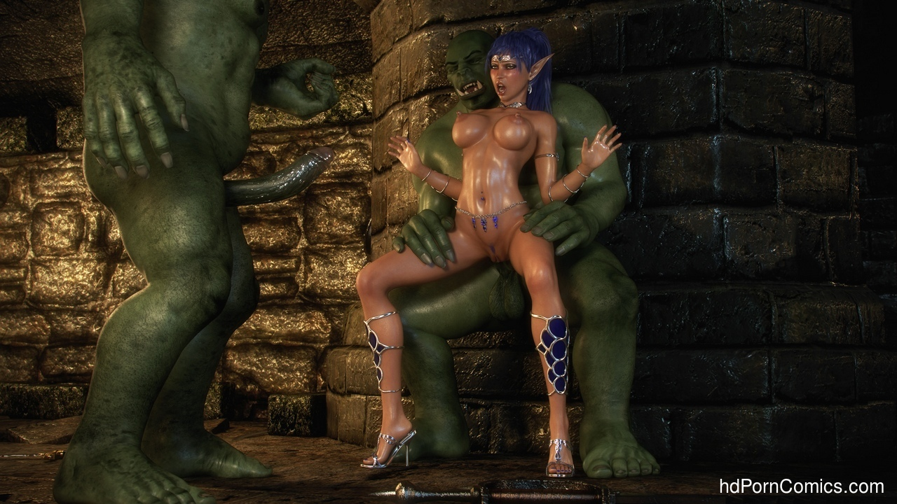 Dungeon 3 - Syndori's Experience 113 free sex comic