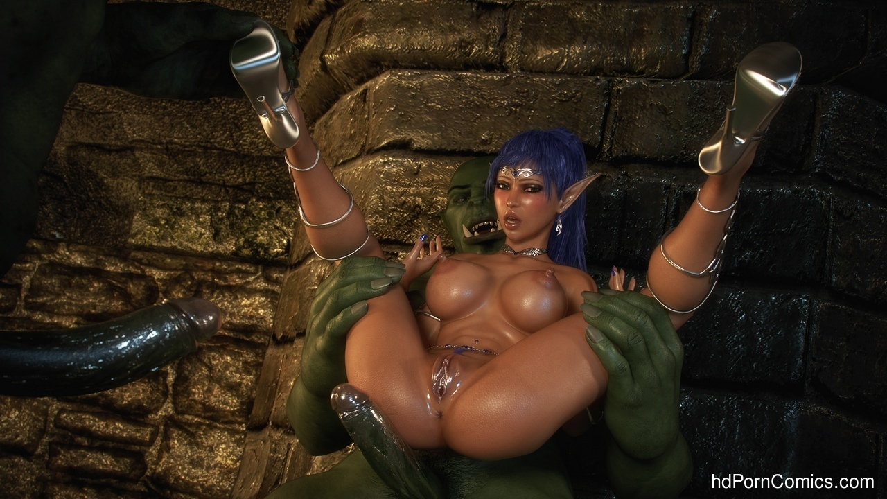 Dungeon 3 - Syndori's Experience 116 free sex comic