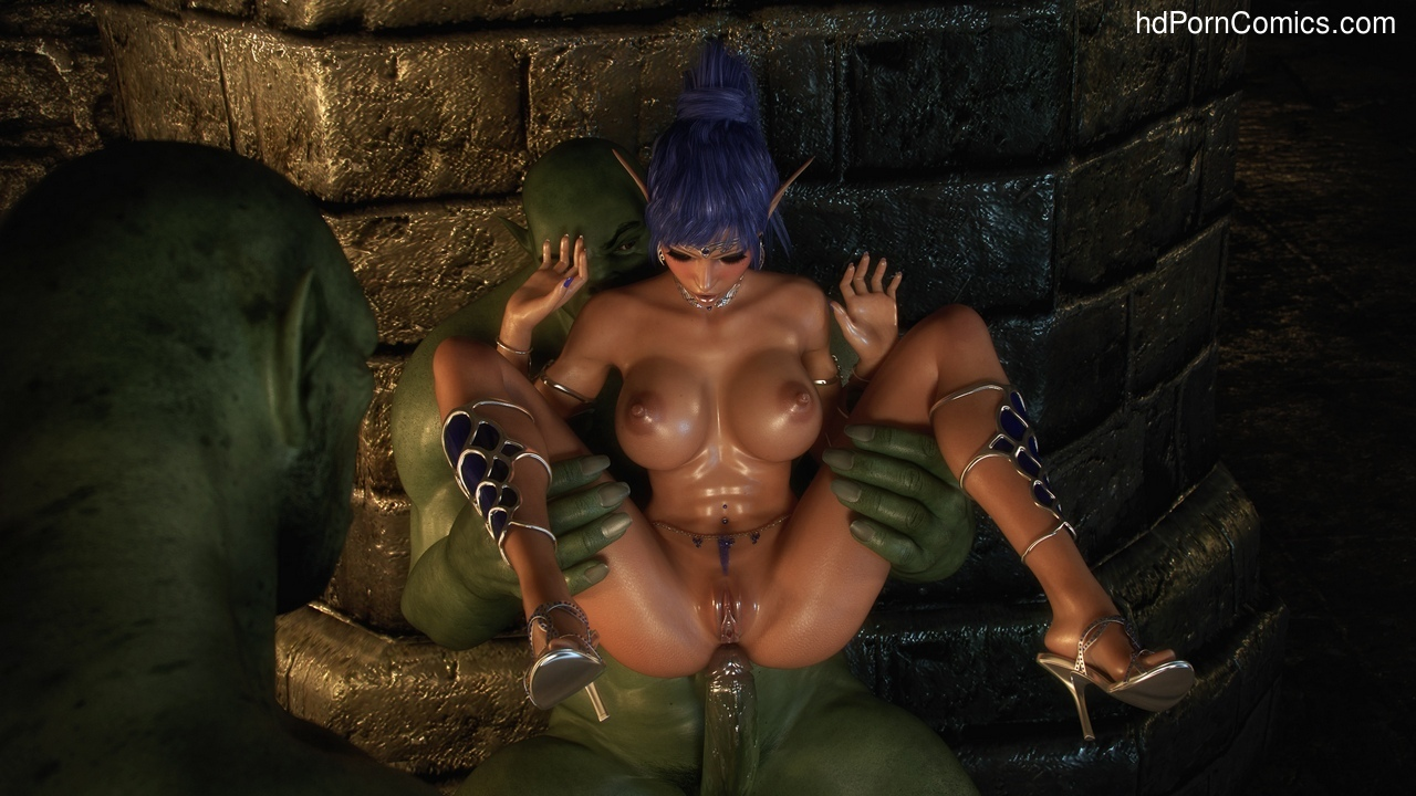 Dungeon 3 - Syndori's Experience 120 free sex comic