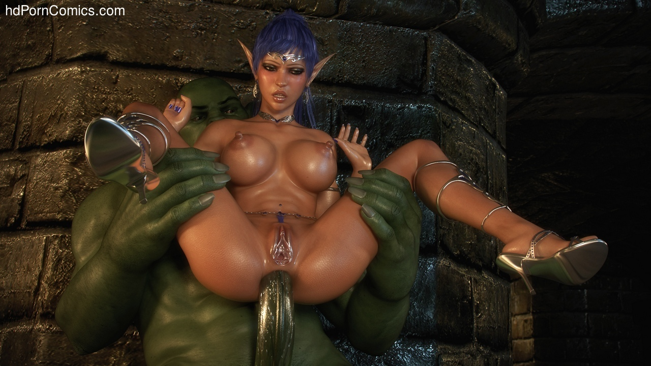 Dungeon 3 - Syndori's Experience 122 free sex comic
