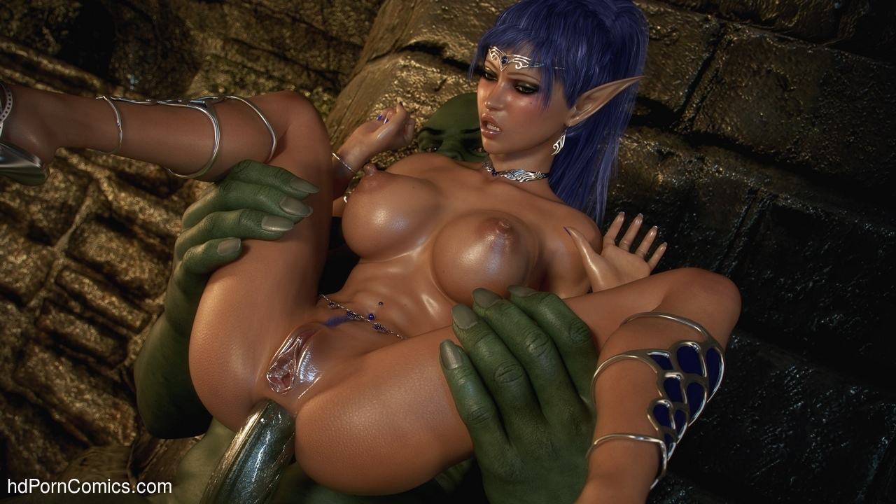 Dungeon 3 - Syndori's Experience 124 free sex comic