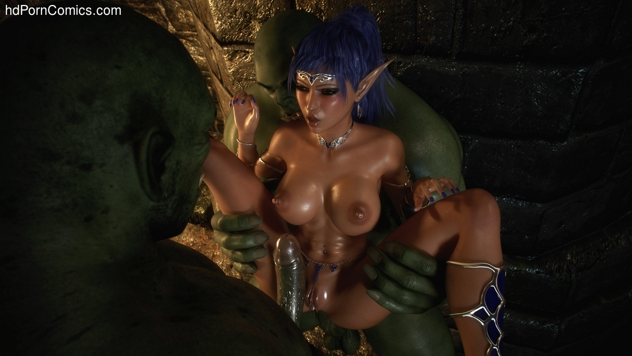 Dungeon 3 - Syndori's Experience 128 free sex comic