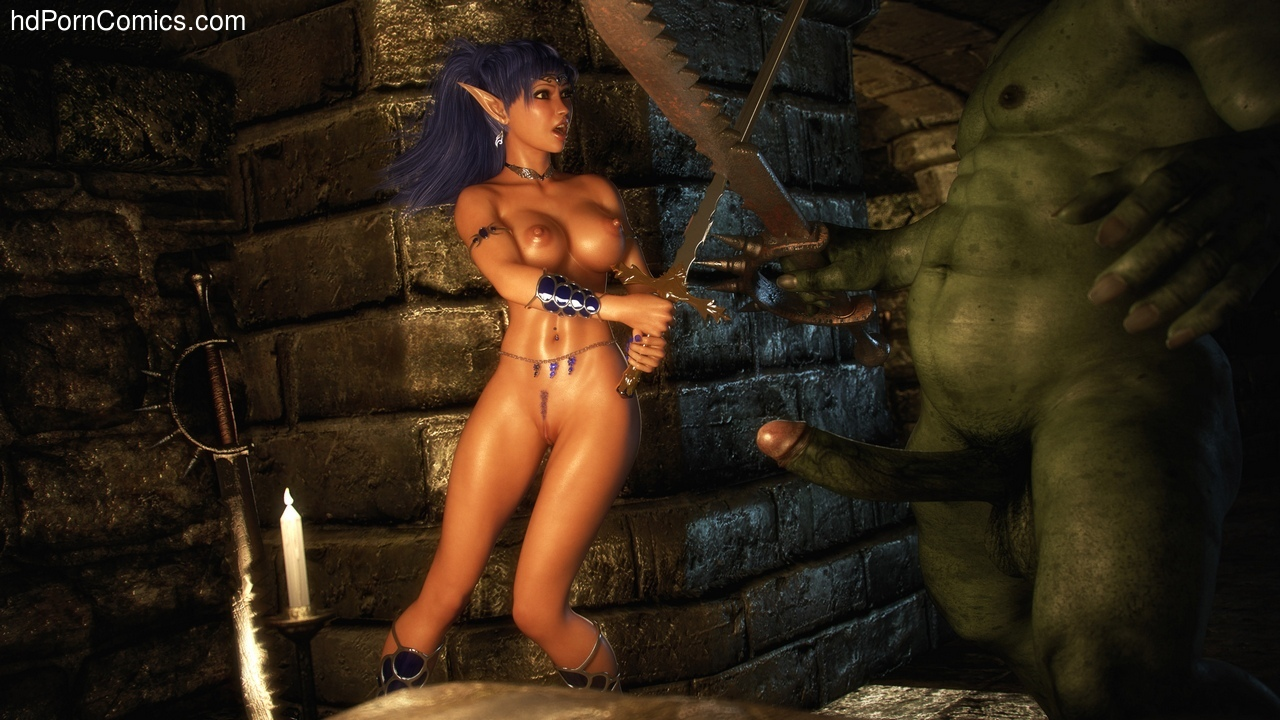Dungeon 3 - Syndori's Experience 48 free sex comic