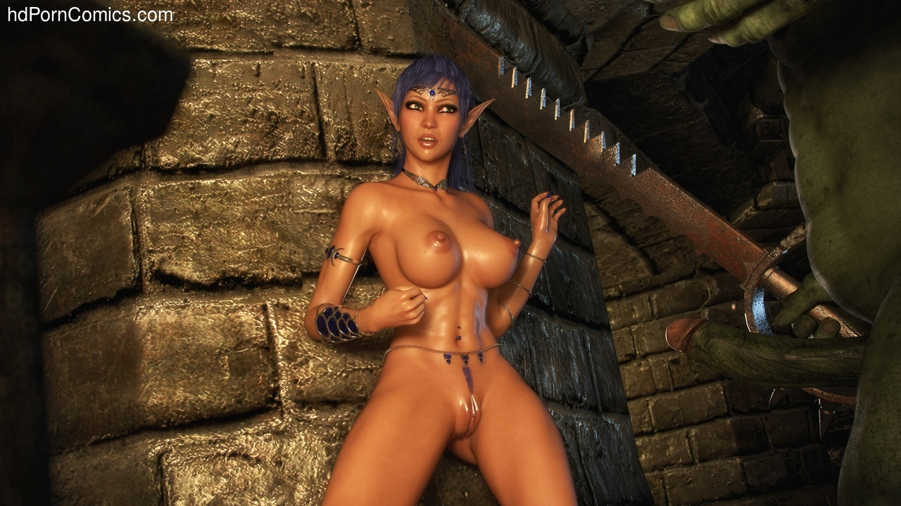 Dungeon 3 - Syndori's Experience 50 free sex comic