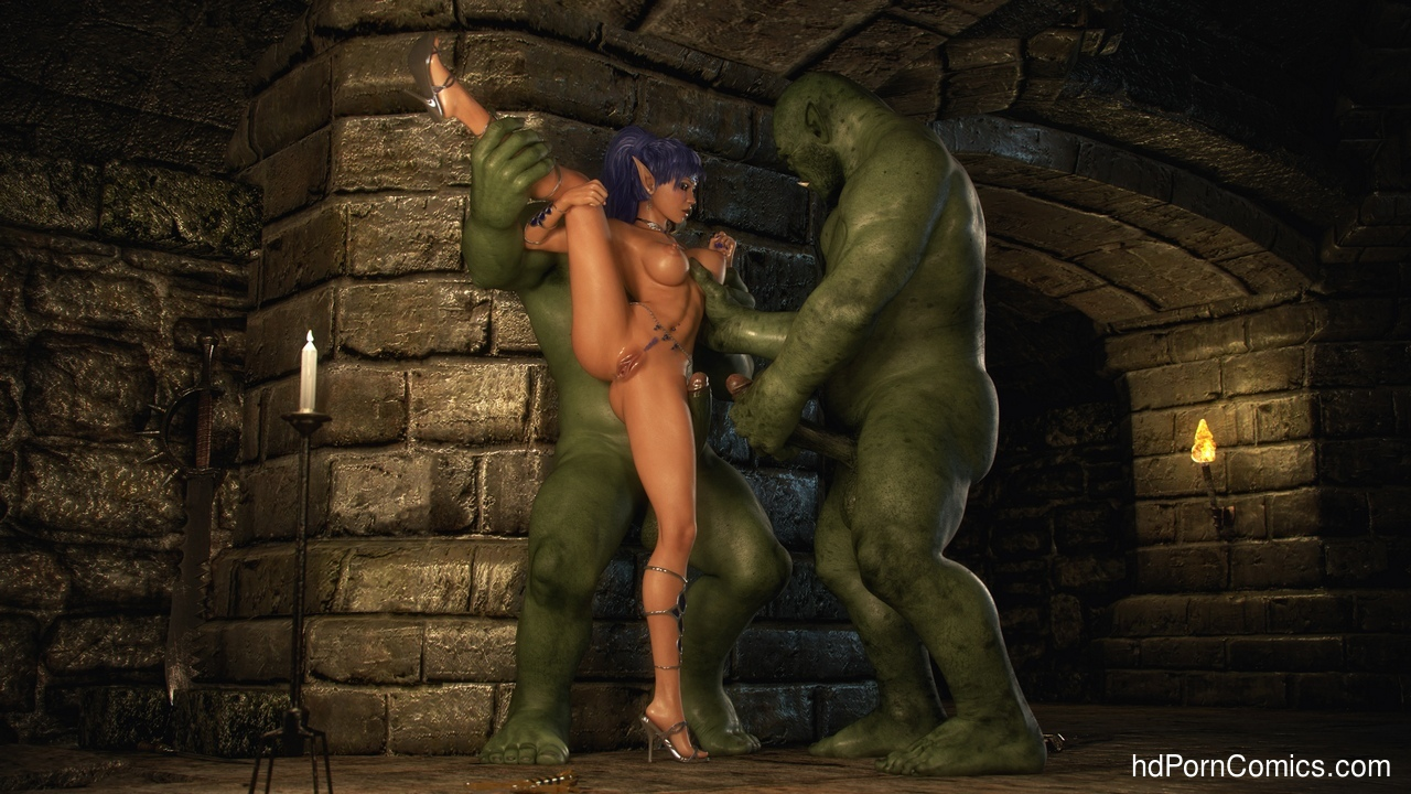Dungeon 3 - Syndori's Experience 64 free sex comic