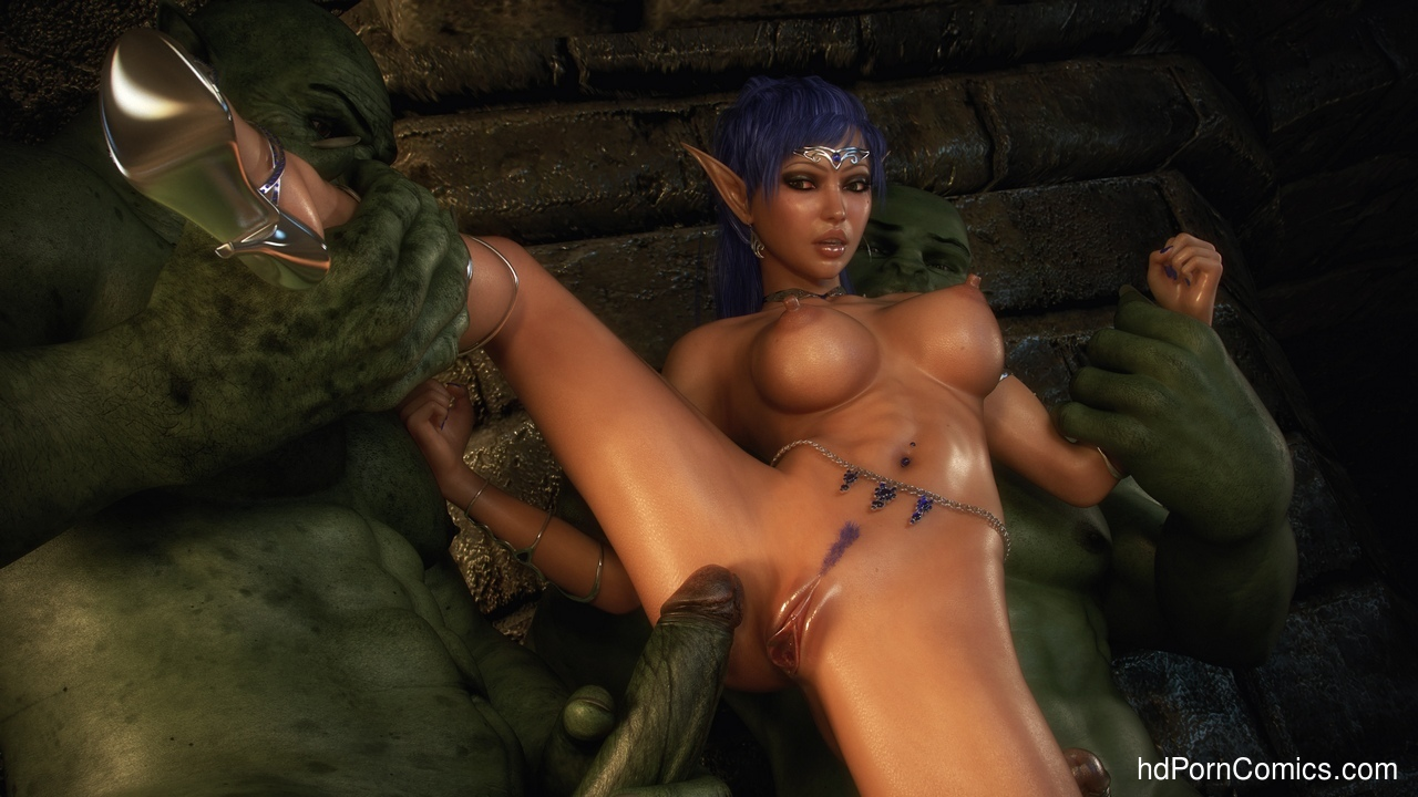Dungeon 3 - Syndori's Experience 73 free sex comic