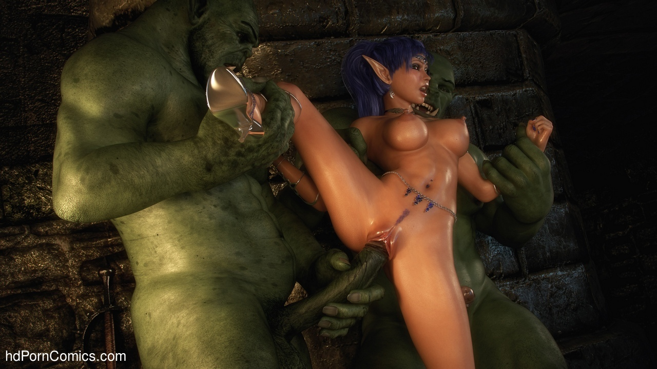 Dungeon 3 - Syndori's Experience 74 free sex comic