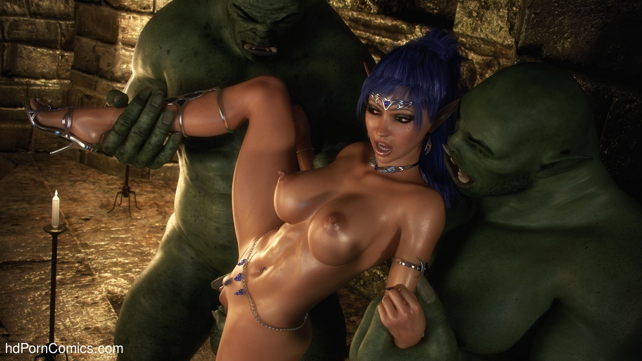 Dungeon 3 - Syndori's Experience 75 free sex comic