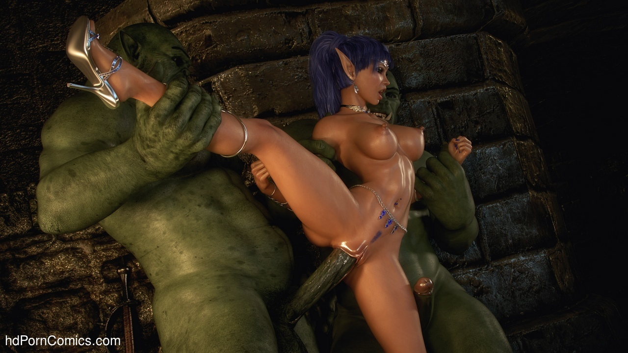 Dungeon 3 - Syndori's Experience 77 free sex comic