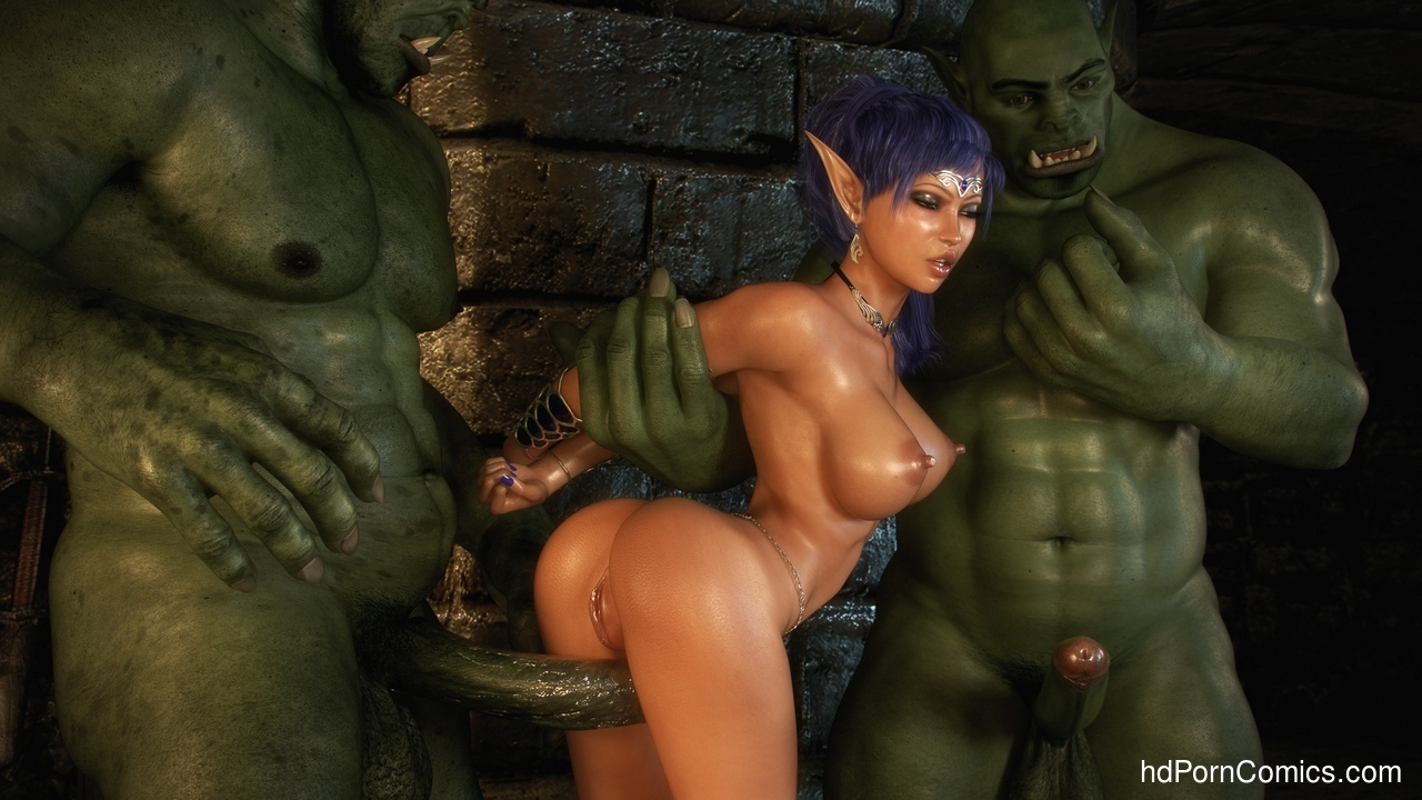 Dungeon 3 - Syndori's Experience 85 free sex comic