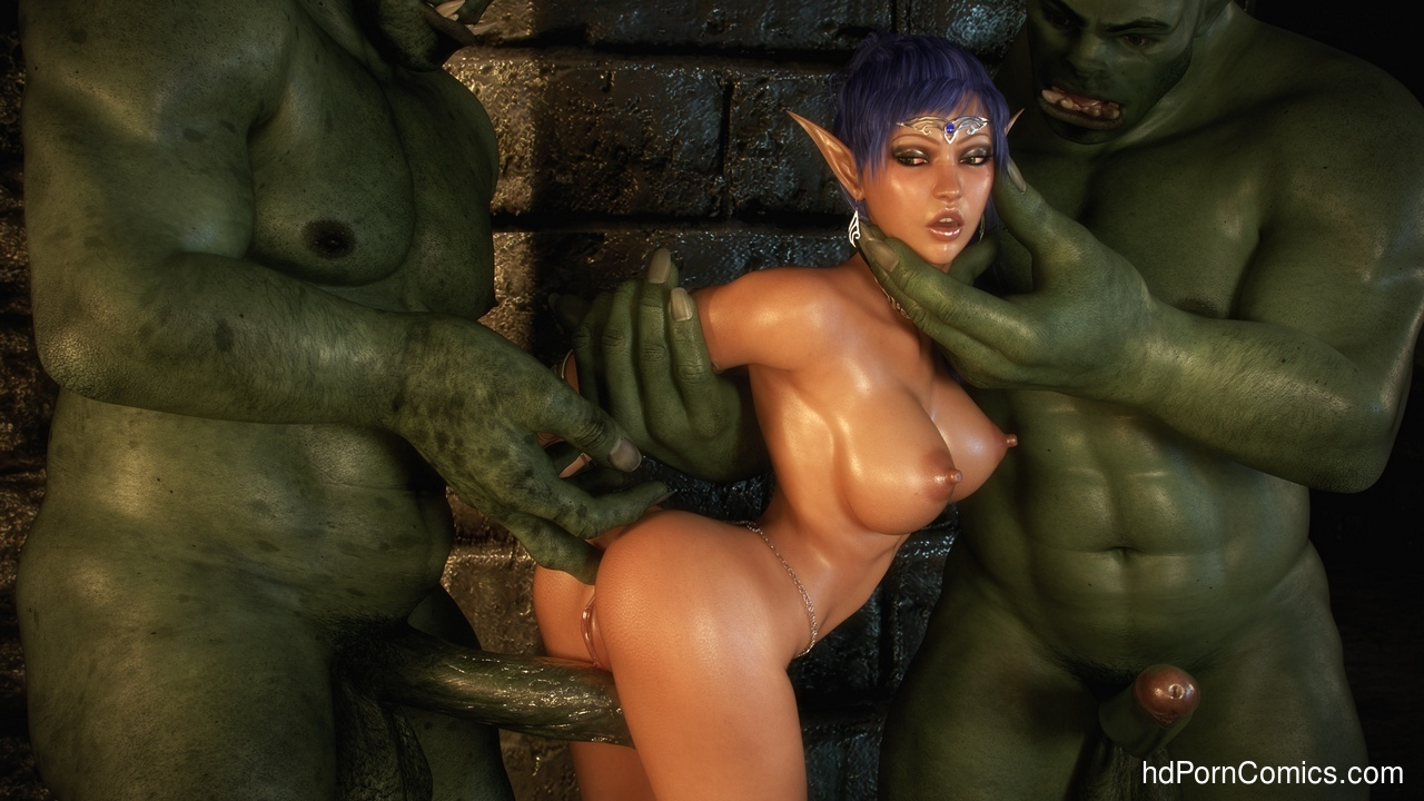 Dungeon 3 - Syndori's Experience 89 free sex comic