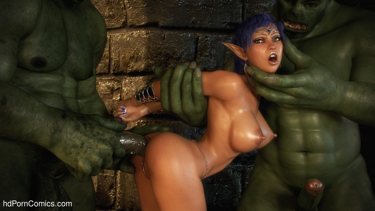 Dungeon 3 - Syndori's Experience 90 free sex comic