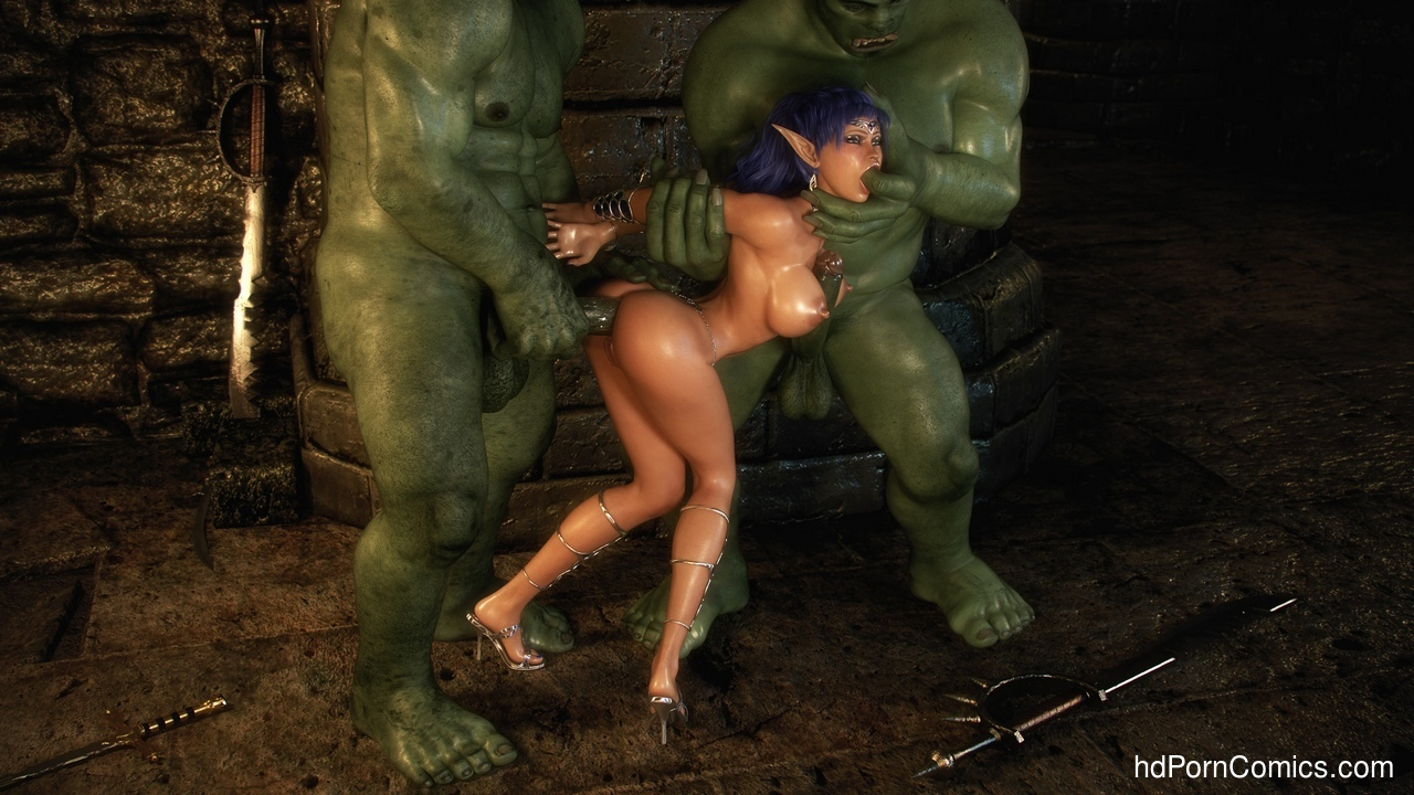 Dungeon 3 - Syndori's Experience 93 free sex comic