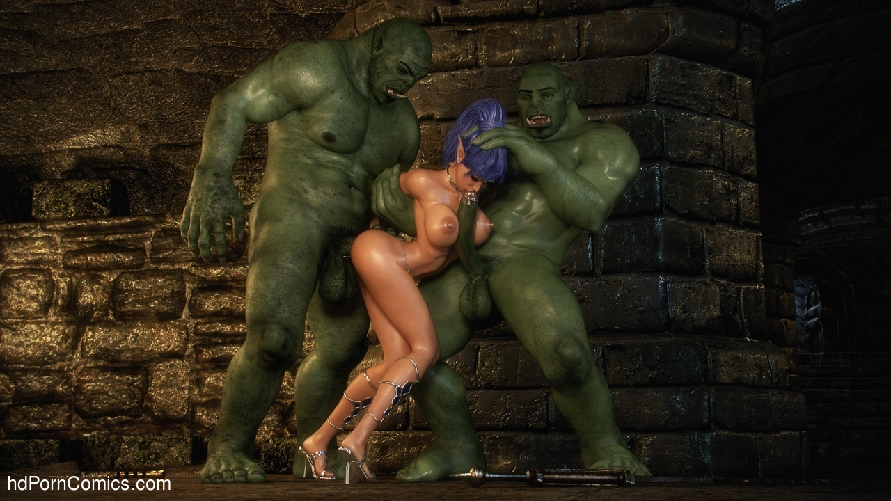 Dungeon 3 - Syndori's Experience 95 free sex comic
