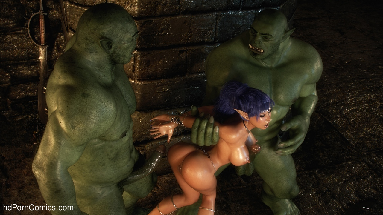 Dungeon 3 - Syndori's Experience 98 free sex comic