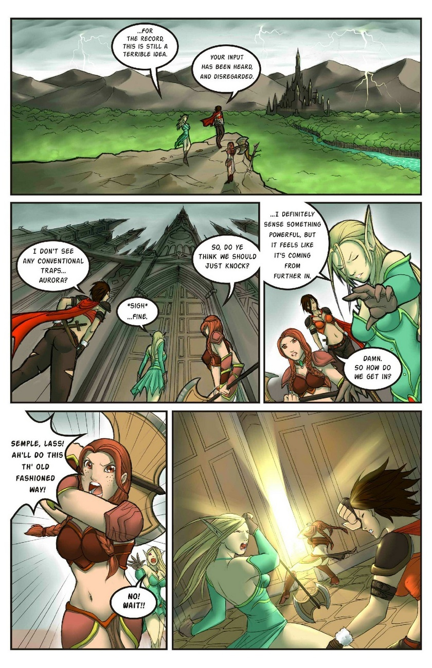 Dungeons And D Cups 4 free sex comic