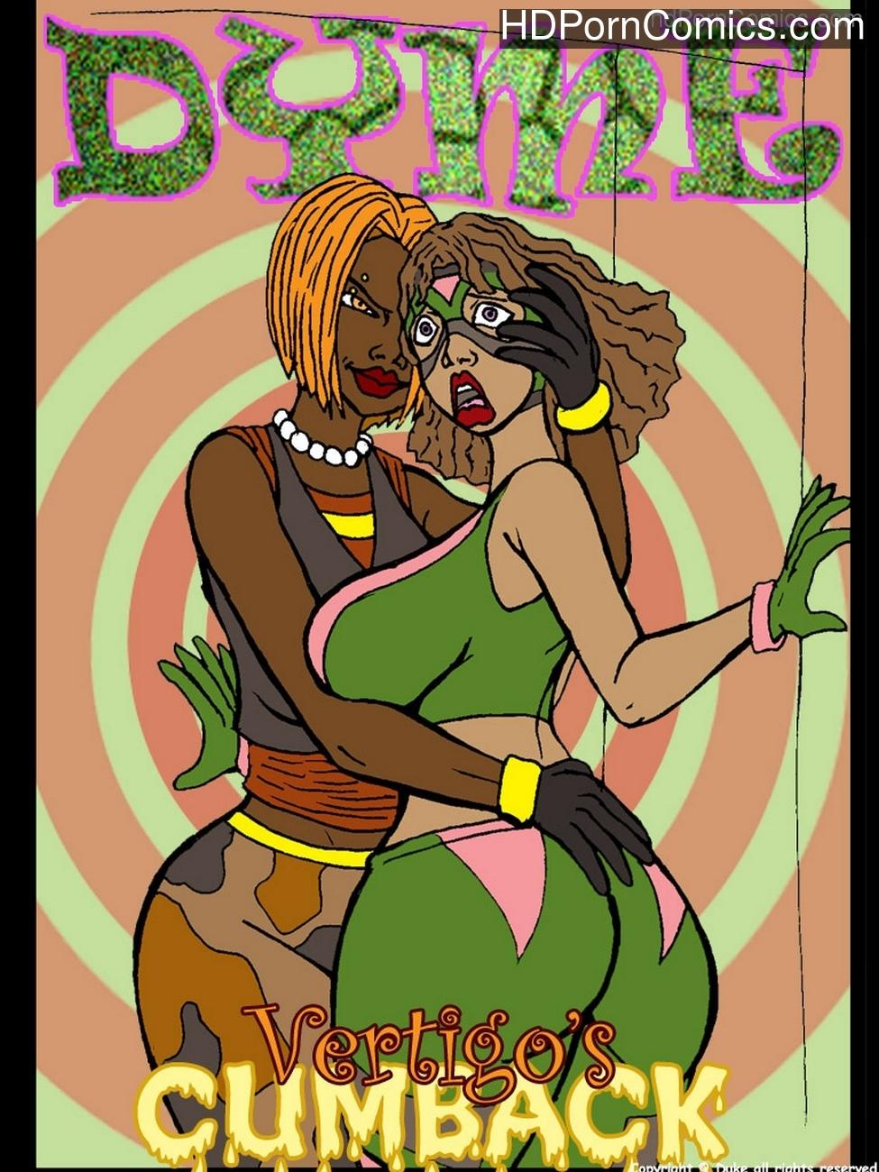 Dyme Vertigo's Cumback 1 Sex Comic