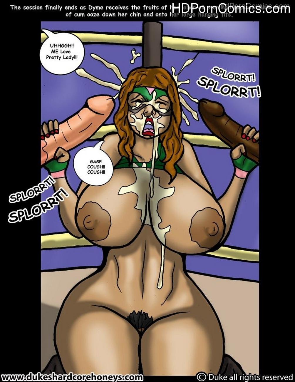 Dyme Vertigo's Cumback 4 11 free porn comics