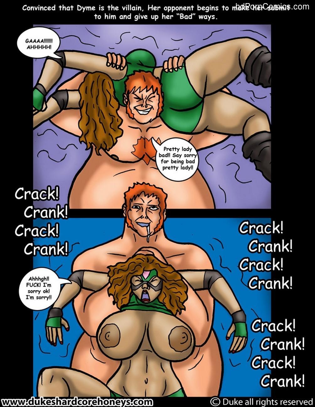 Dyme Vertigo's Cumback 4 3 free sex comic