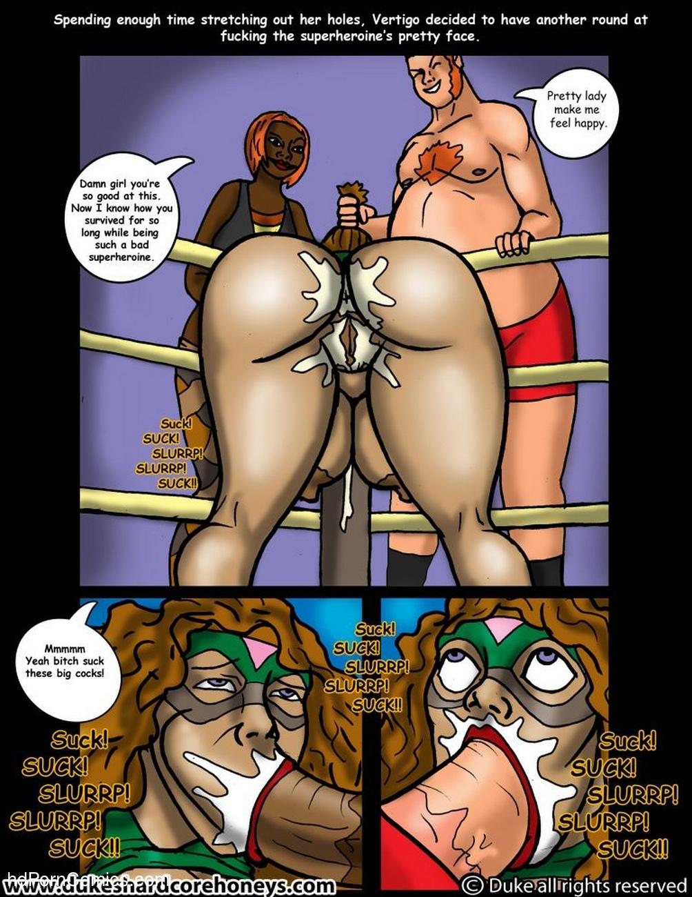Dyme Vertigo's Cumback 4 7 free sex comic