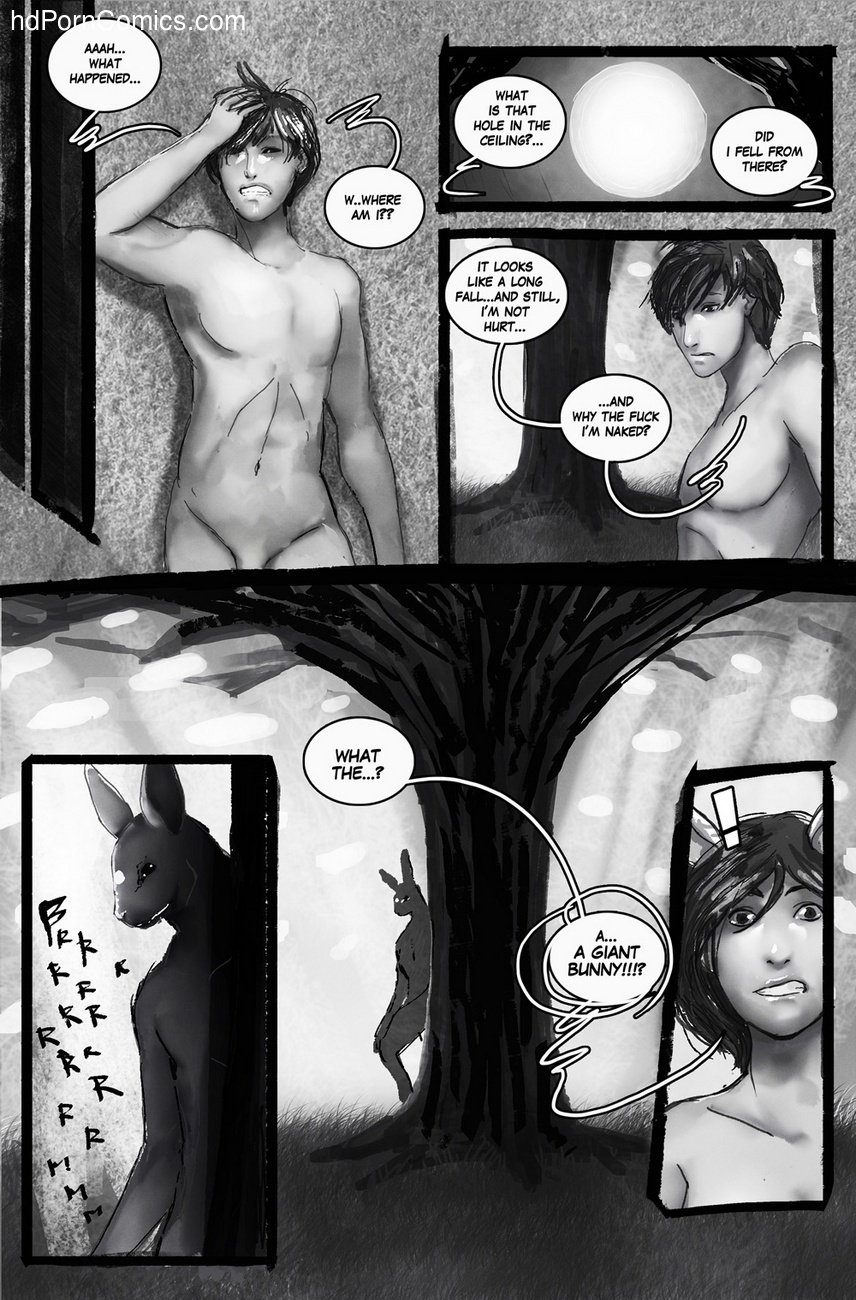 Easter Retribution 3 free sex comic