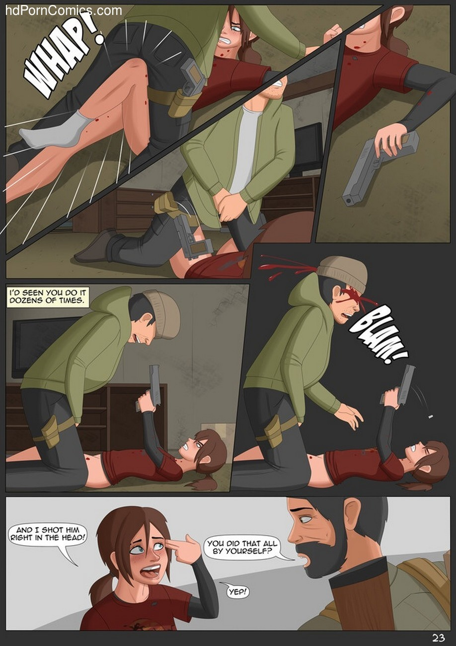 Ellie Unchained 2 24 free sex comic