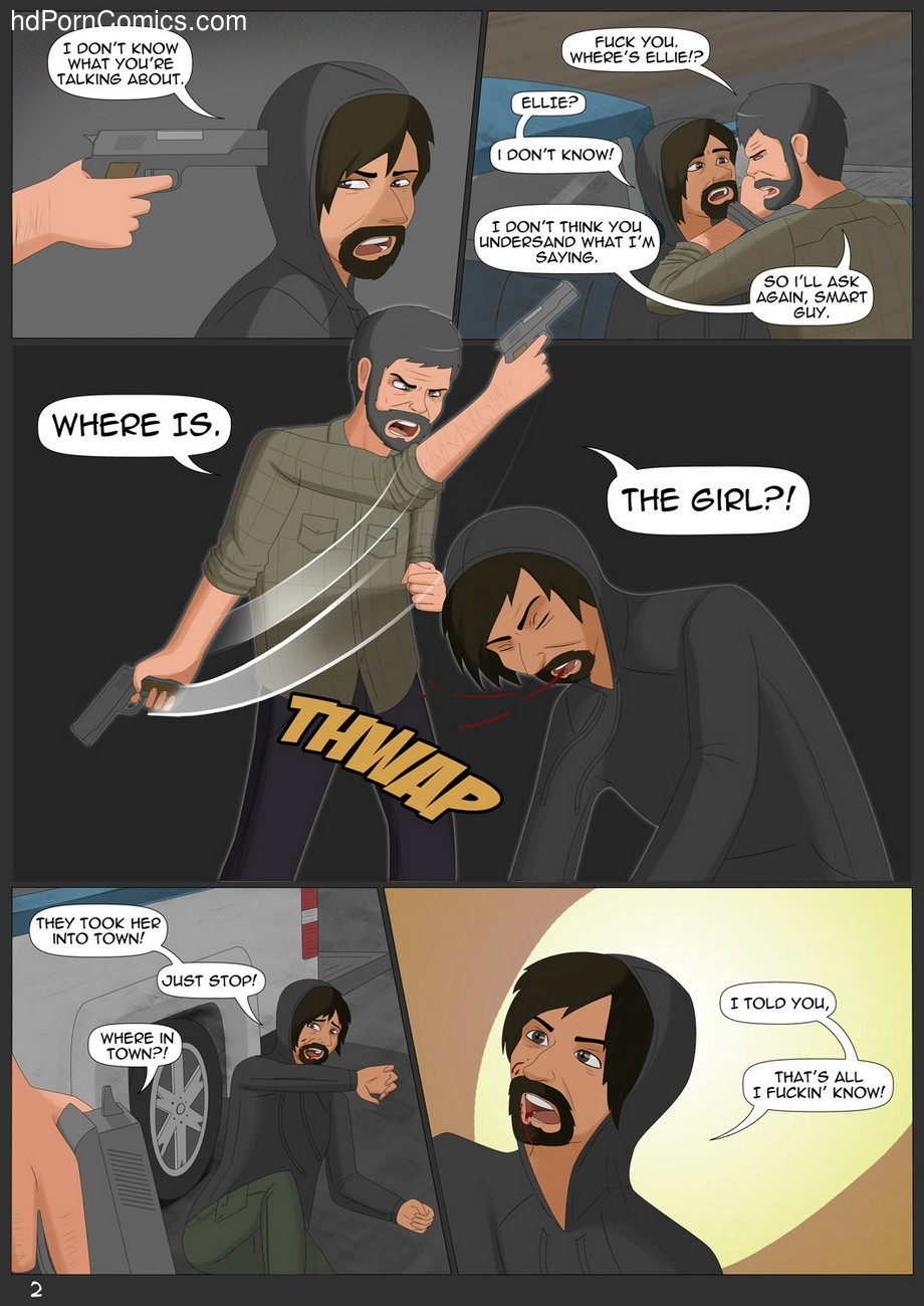 Ellie Unchained 2 3 free sex comic