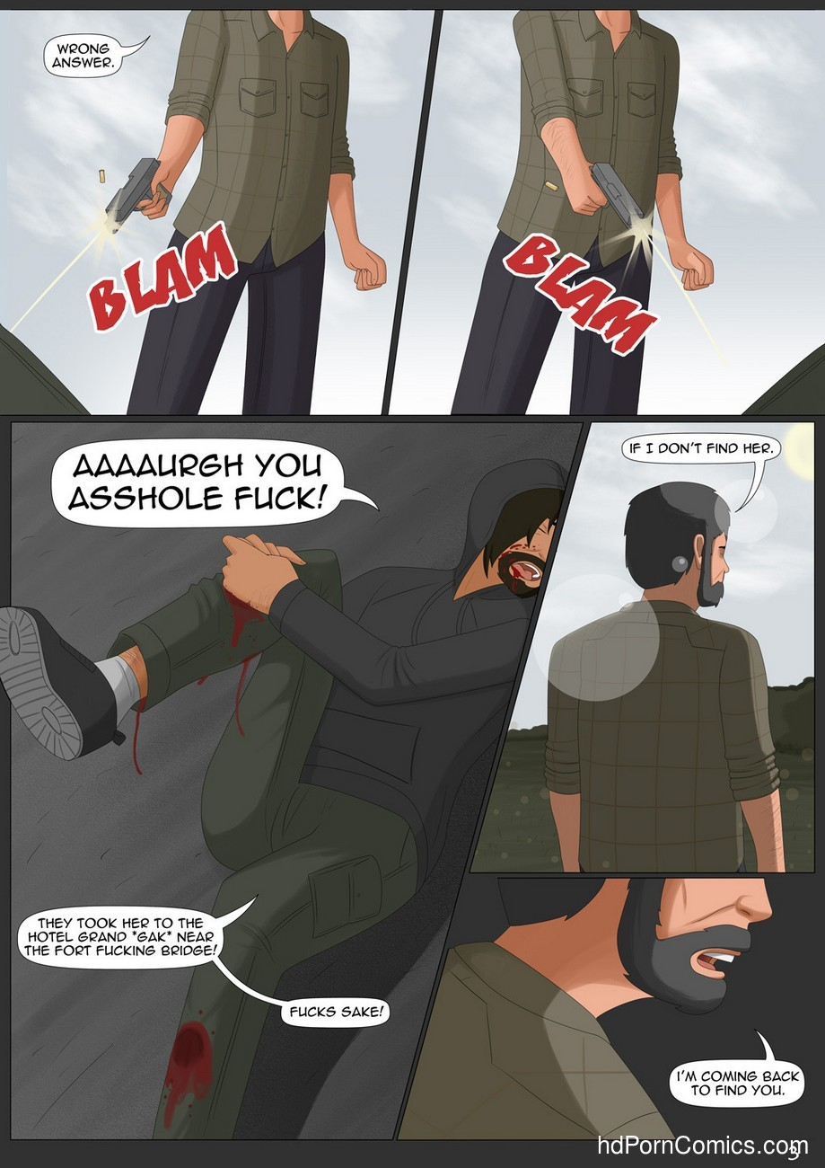 Ellie Unchained 2 4 free sex comic