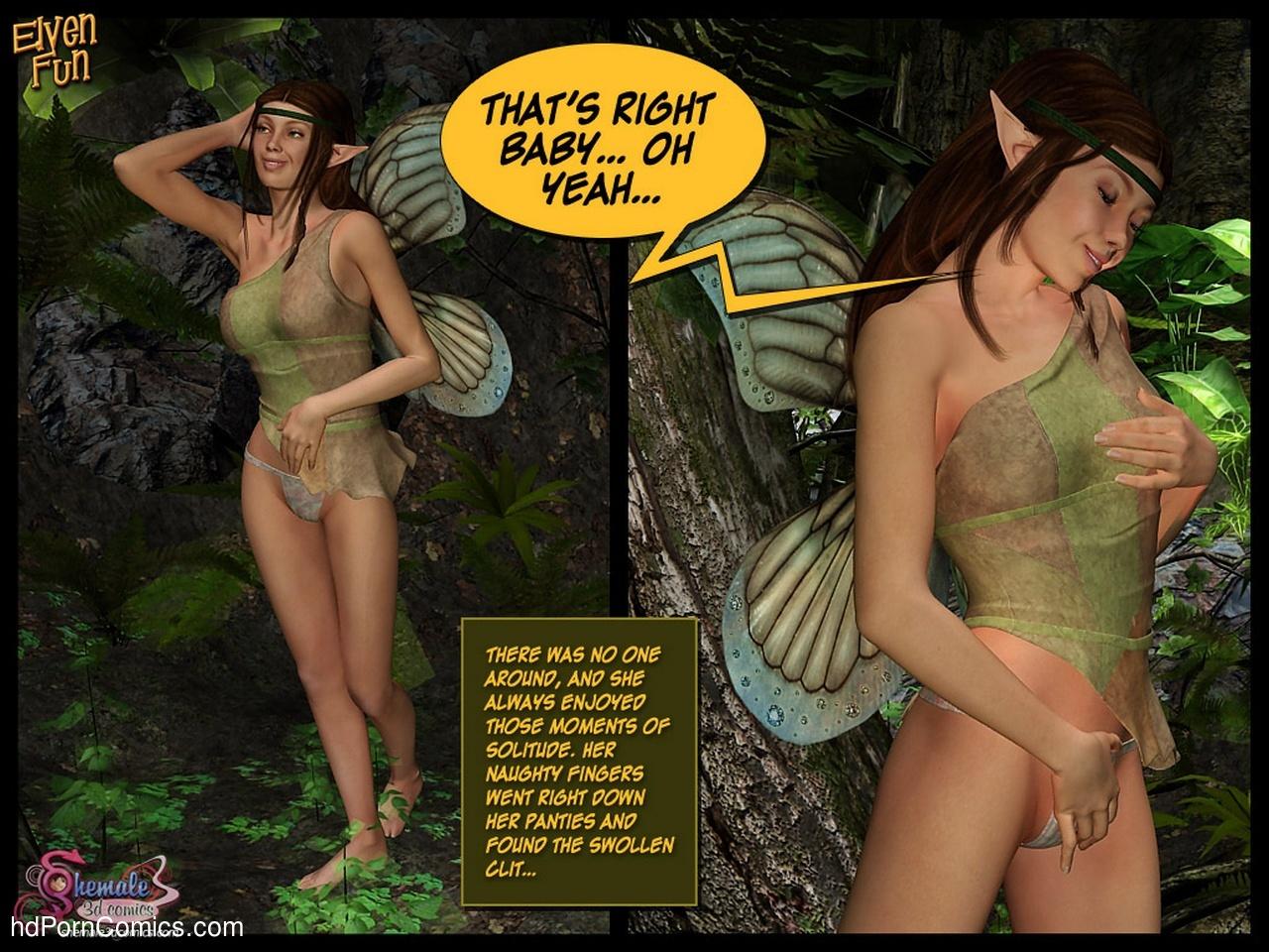 Elven-Fun3 free sex comic
