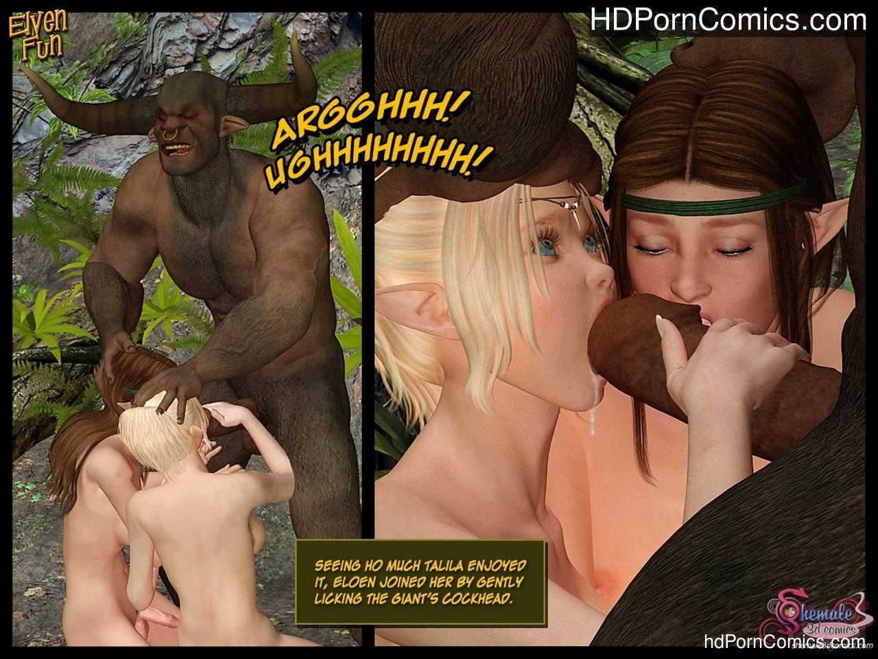 Elven-Fun51 free sex comic