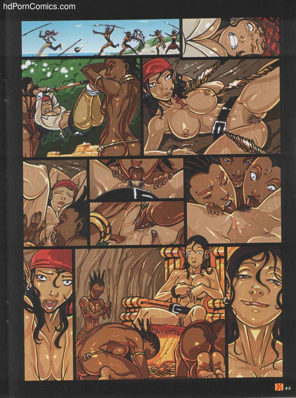 Elves Dreams 13 free sex comic