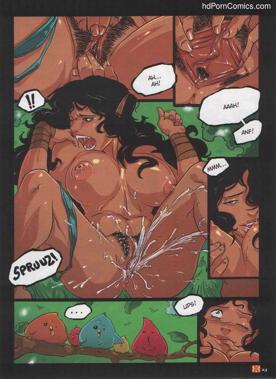 Elves Dreams 27 free sex comic