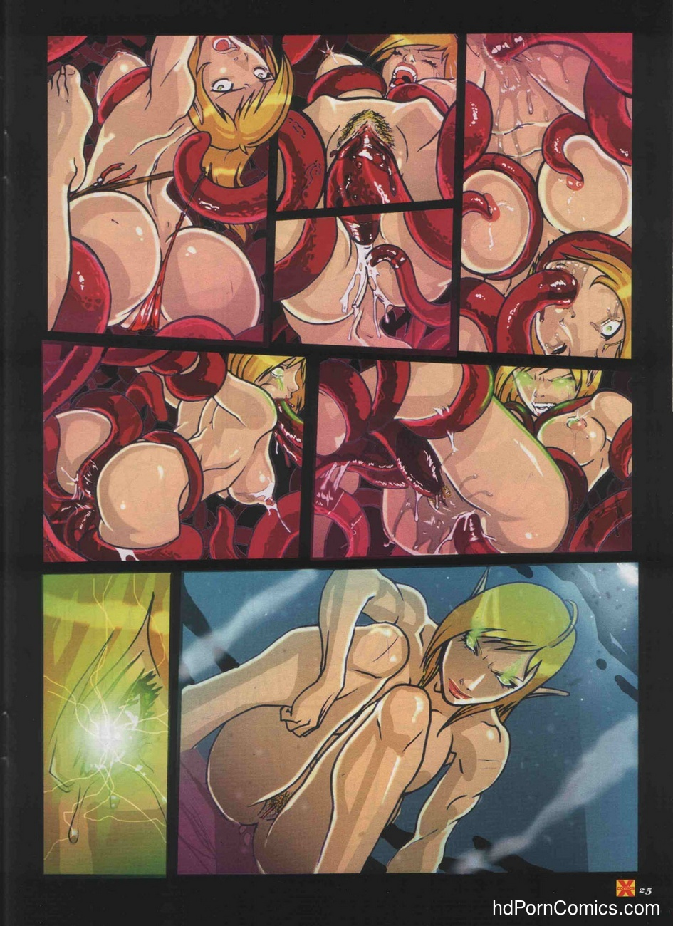 Elves Dreams 3 free sex comic