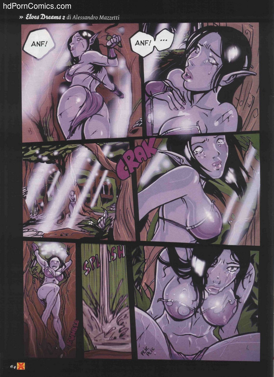 Elves Dreams 4 free sex comic