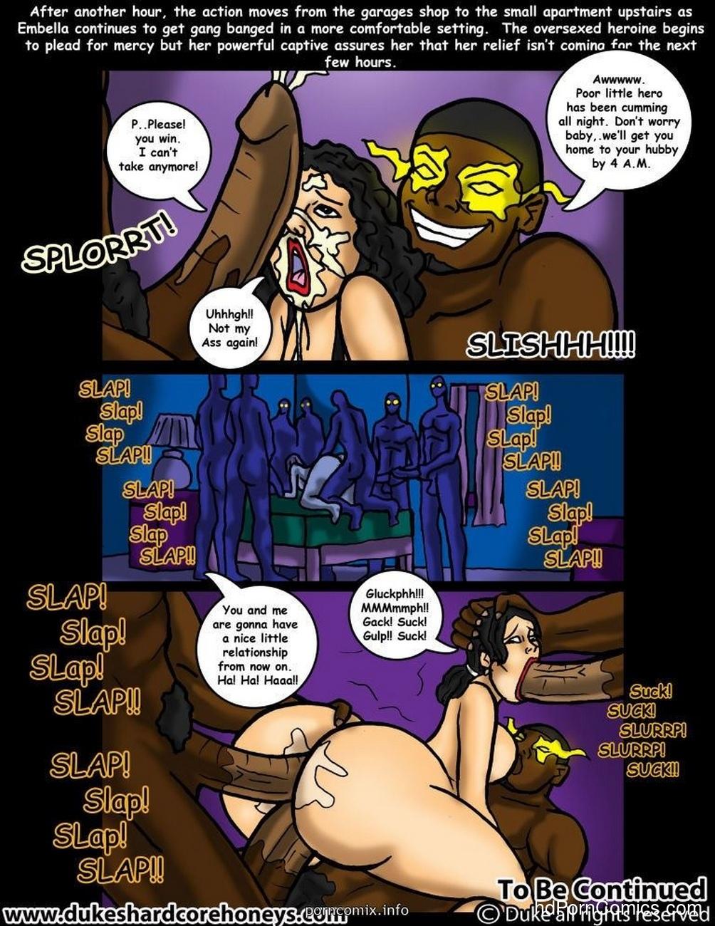EmBella 1 comic porn