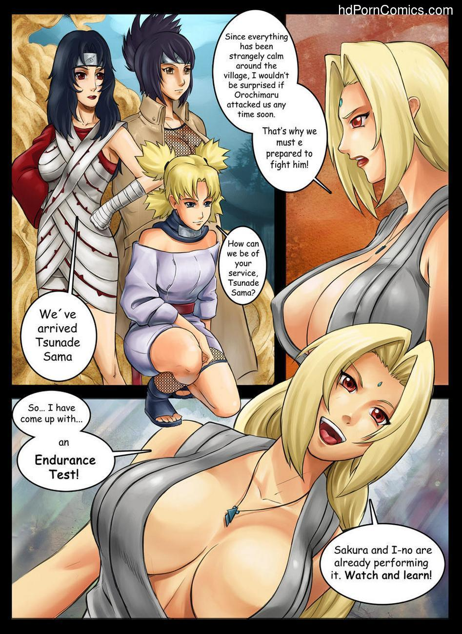 Endurance Test 3 free sex comic