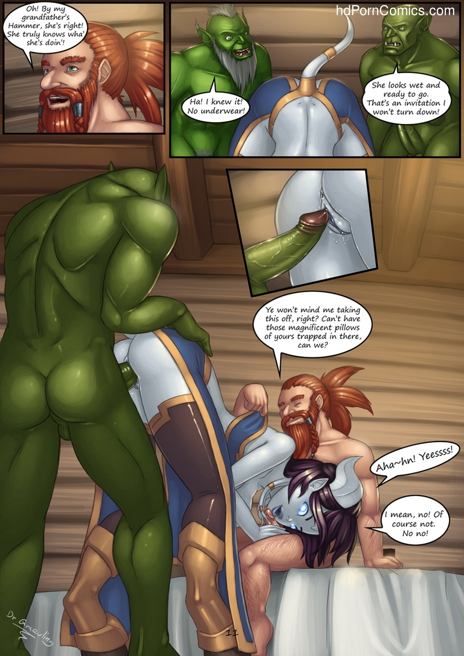 Epic Journeys & Random Encounters 2 - Booty Bay Call 12 free sex comic