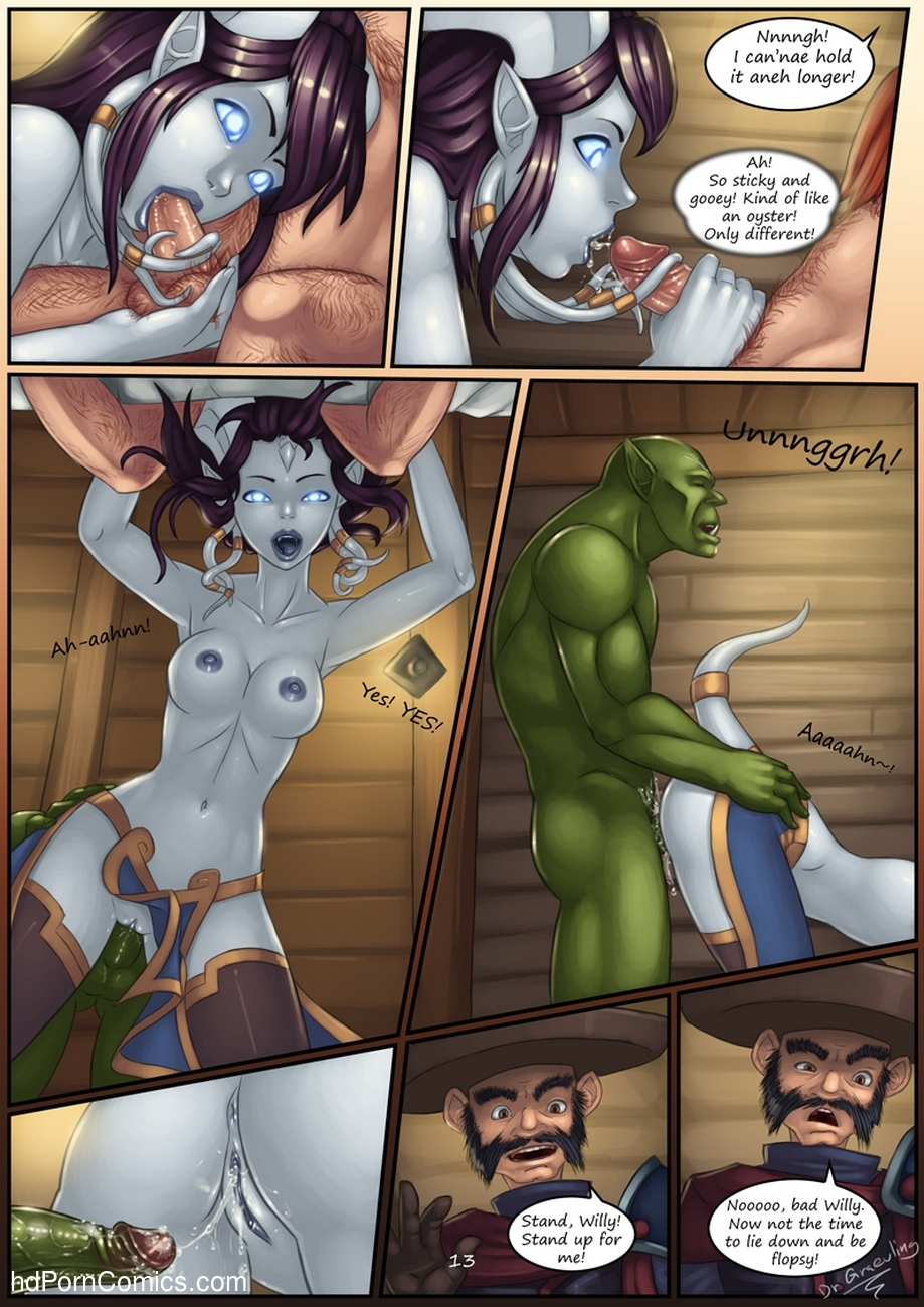 Epic Journeys & Random Encounters 2 - Booty Bay Call 14 free sex comic
