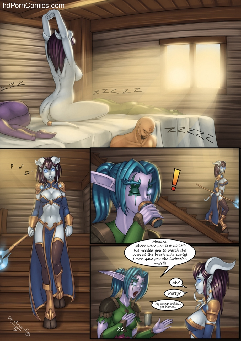Epic Journeys & Random Encounters 2 - Booty Bay Call 27 free sex comic
