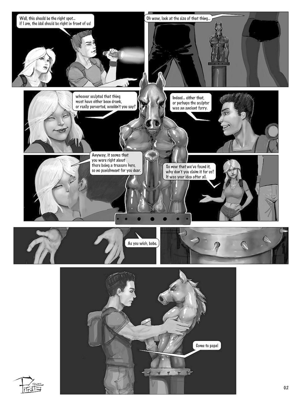 Equine-Idol3 free sex comic