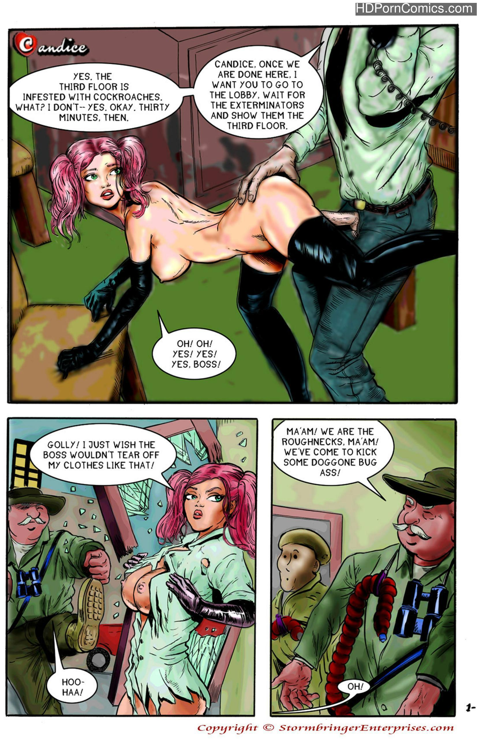 Erotic Adventures of Candice 01-181 free sex comic