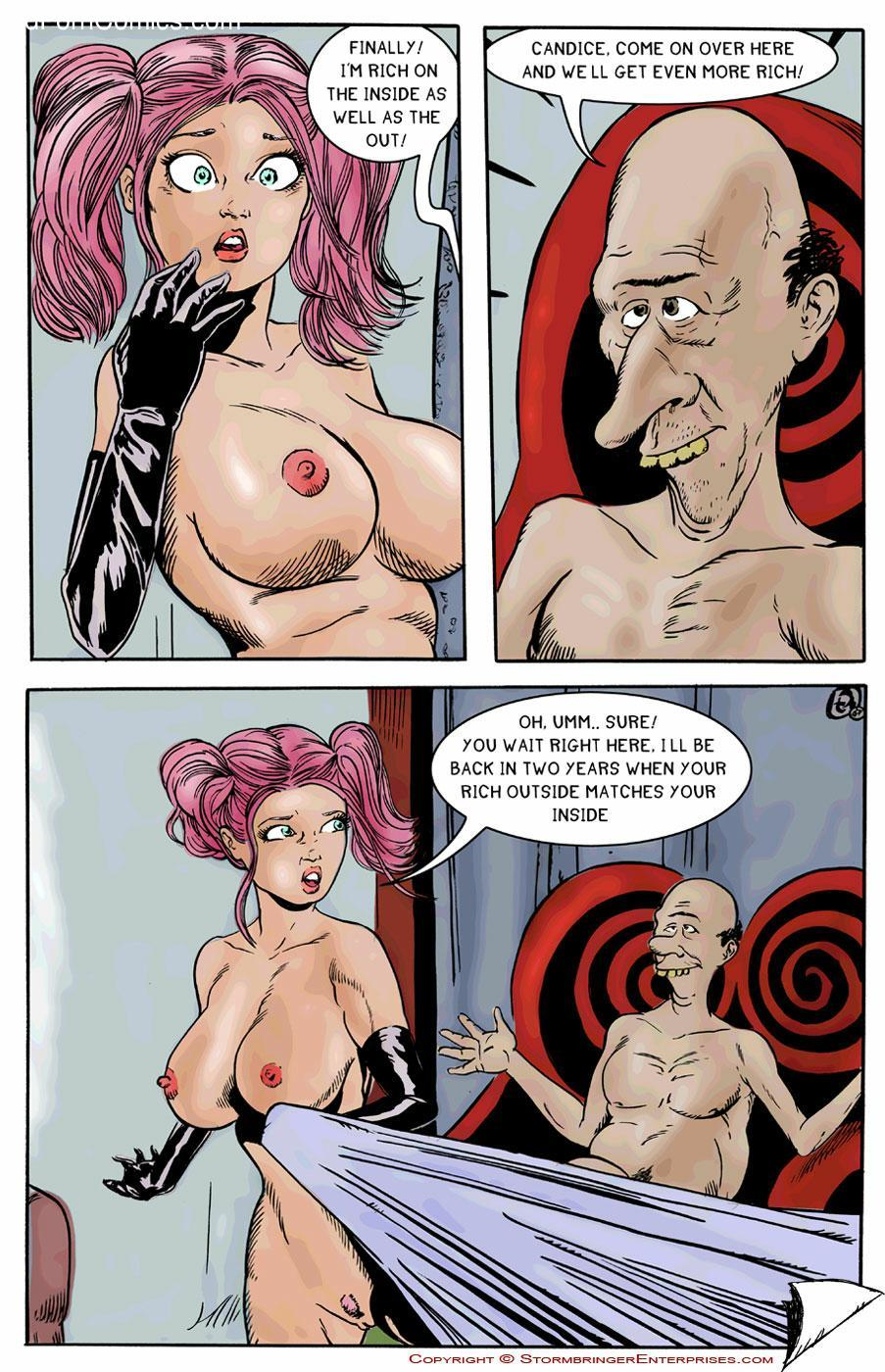 Erotic Adventures of Candice 01-1810 free sex comic