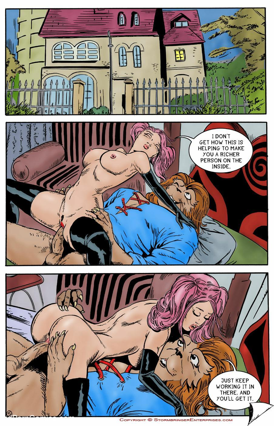 Erotic Adventures of Candice 01-188 free sex comic