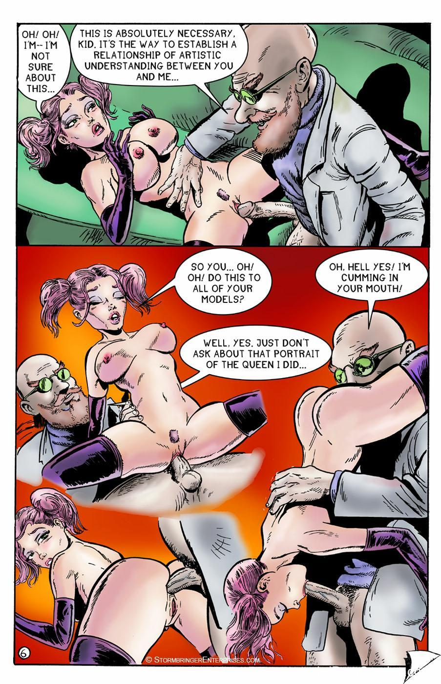 Erotic Adventures of Candice 01-1894 free sex comic