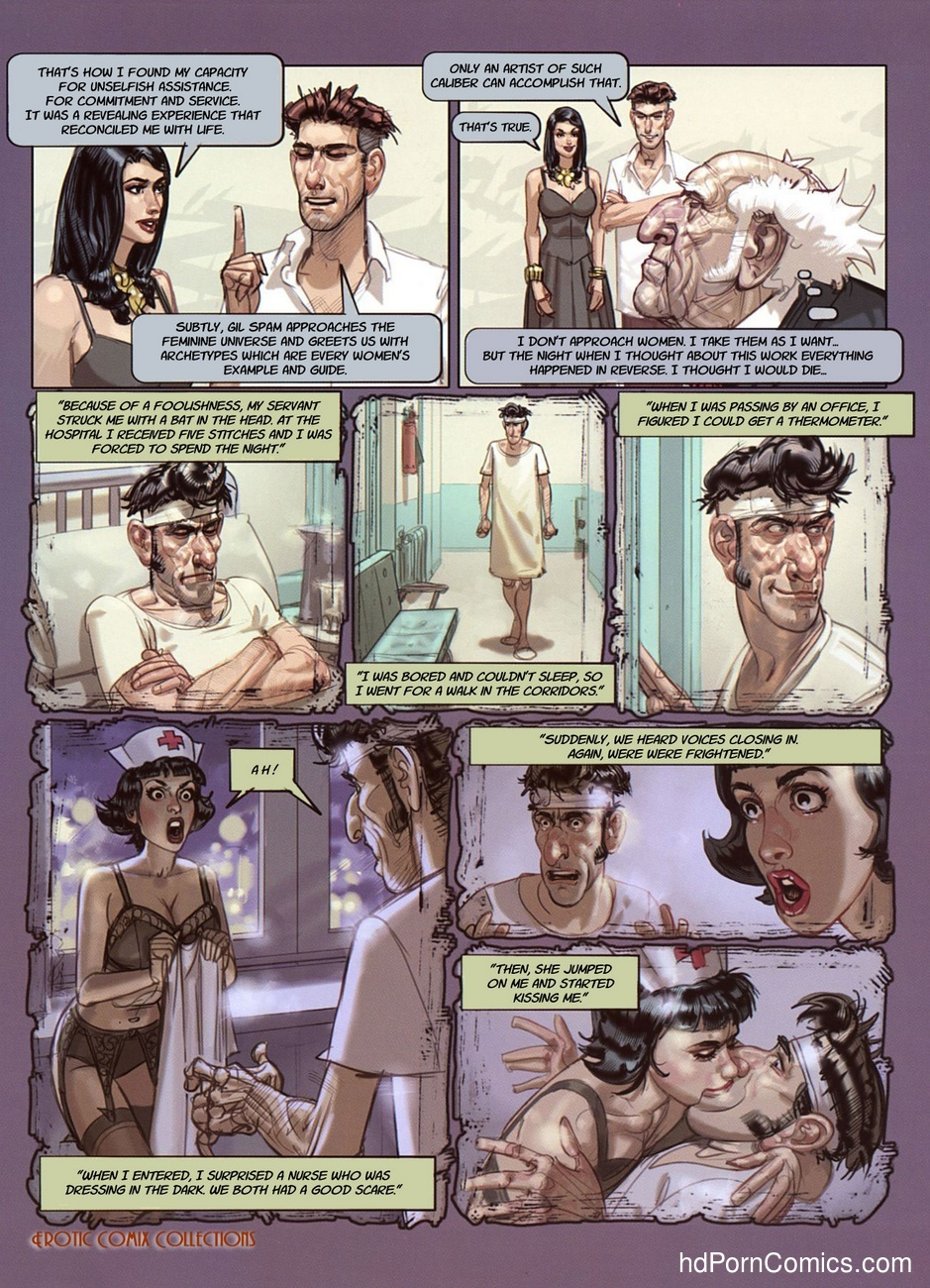 Exhibition-3-The-Happy-Nurse6 free sex comic
