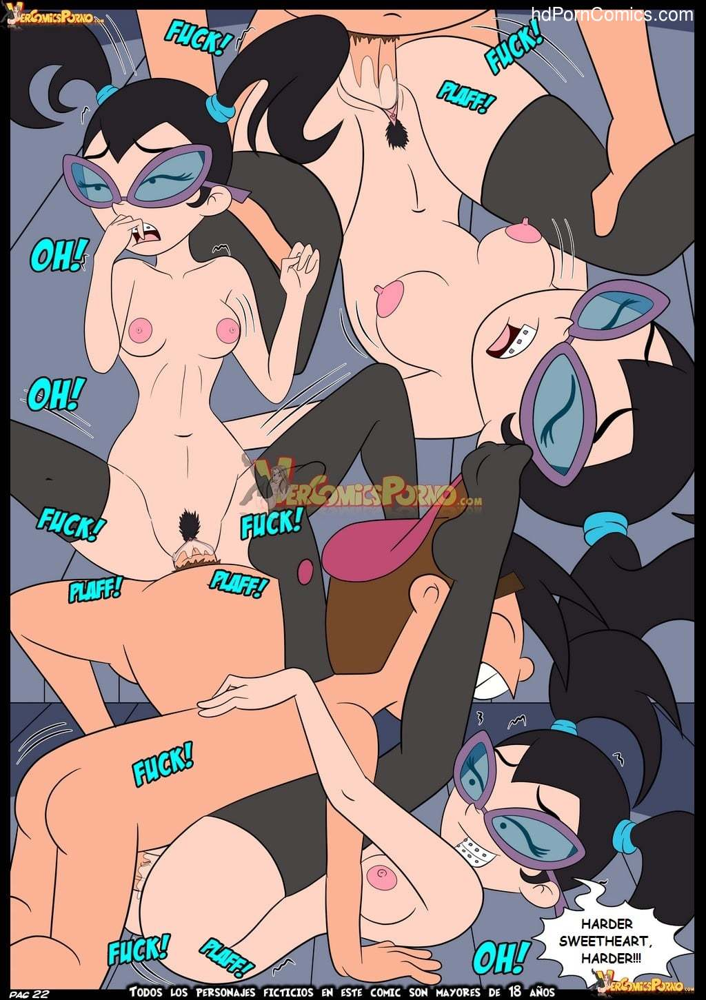 FOP – Breaking the Rules 323 free sex comic