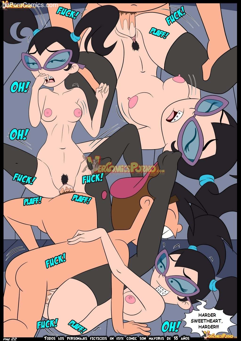 FOP- Breaking the Rules 323 free sex comic