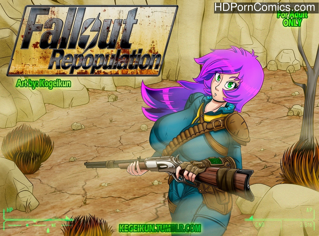 Fallout Repopulation 1 free sex comic