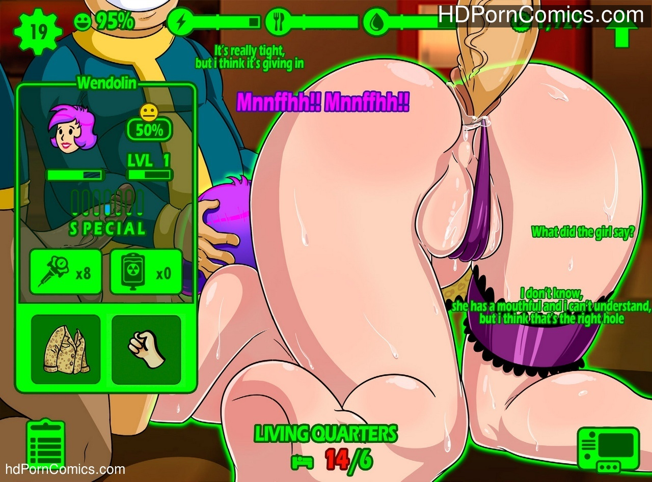 Fallout Repopulation 11 free sex comic